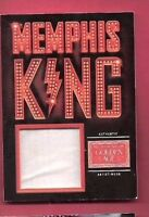 ELVIS PRESLEY WORN JUMBO SWATCH RELIC PIECE CARD 2014 GOLDEN AGE MEMPHIS KING