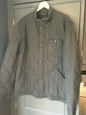 J.CREW Sussex Jacket New with eco friendly Primaloft Size XL Grey
