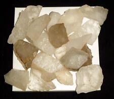 Quartz Crystal Rough Pcs., Brazil - 1 lb. 3oz