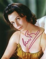 Claire Bloom signed beautiful classic 8x10 photo / autograph