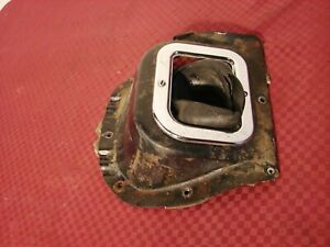 62 63 64 PONTIAC CATALINA BONNEVILLE GRAND PRIX 4 SPEED FLOOR SHIFTER HUMP
