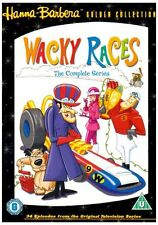 Wacky Races Hanna Barbera Volume 1, 2 & 3 Complete Collection DVD set R4 New