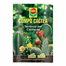Compo CACTEA LT5 terriccio specifico per cactus e piante grasse in genere