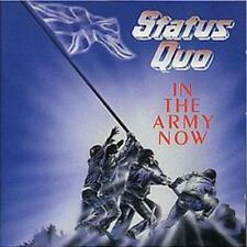 Status Quo - IN the Army Now CD #G48610