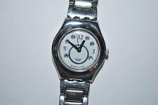 2007 Swatch Irony Watch YSS223G GROUND SHIMMER Ladies Swiss Quartz Stainless St