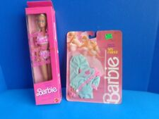 1987 FUN TO DRESS BARBIE DOLL WITH EXTRA OUTFIT NRFB