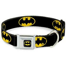 Buckle Down Batman Dog Collar Neck Size Medium 11-17 Inches New with Tags Nwt