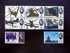 GB 1965 Battle of Britain (8) U/M SG671/8 FP8776