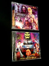 He-Man & The Masters Of The Universe - 2 CD Collection Limited 3000 and 500 RARE