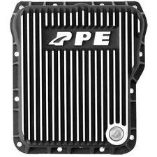 PPE Deep Brushed Allison Transmission Pan 01-14 GM 6.6L Duramax Diesel 128051010