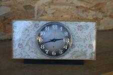 SOVIET USSR RUSSIA VINTAGE CLOCK MOLNIJA LIGHTNING  NOT MAJAK VESNA JANTAR