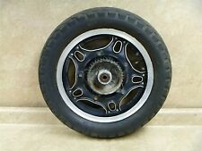 Honda CB450-SC NIGHTHAWK CB 450 SC Used Rear Wheel Rim 1982 #HB32 HW157