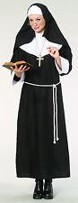 Adult Nun Costume Mother Superior Biblical Adult Size Standard