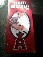 Jered Weaver Los Angeles Angels of Anaheim 2007 NIB SGA Bobblehead