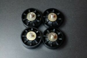 DENON  Foot for DP-790 DP-1700  & others  ( 4 pcs ) for turntable  (2nd listing)