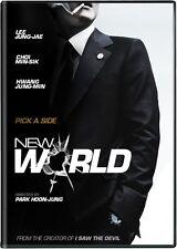 NEW WORLD 신세계 (DVD, 2013) (WGU01422D)