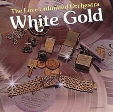 White Gold by Love Unlimited Orchestra (CD, Jun-1999, Mercury)