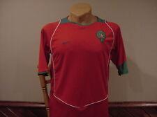 BEAUTIFUL Federacion Royale Marocaine Men's Sz XL Red Nike Jersey, SUPER NICE!