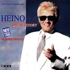 HEINO - CD - DIE HITSTORY - 30 JAHRE ERFOLG