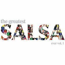 RUBEN BLADES - Greatest Salsa Ever, Vol. 1 - CD - LIKE NEW -