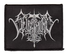 Selbstmord - Logo Patch / Aufnäher (woven) POLISH BLACK METAL