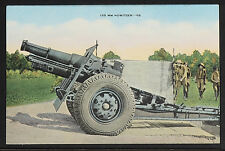 139-MILITARY WWII-USA -155 MM Howitzer -02