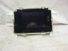 13 Ford Fiesta Radio Information Info LCD  Display Screen DA6T-18B955-BB MMG7