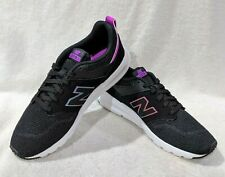 New Balance Women's 009 Black/Multicolor Sneakers - Size 8 NWB WS009MM1