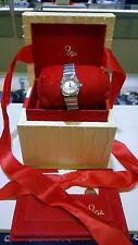 Omega Constellation watch my choice  steel mother of pearl diamond bezel & box