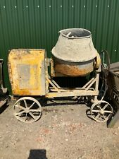 Diesel Cement concrete mixer perfect working order