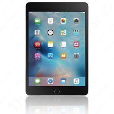 Bad Touch ID! Apple iPad mini 4 16GB Wi-Fi + 4G LTE 7.9in - Space Gray iOS