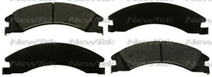 Disc Brake Pad Set fits 2008-2019 Ford E-350 Super Duty E-150,E-250 E-150,E-250,