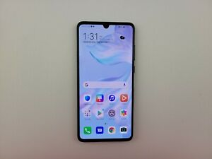 Huawei P30 (ELE-L29) 128GB - Black (GSM Unlocked) Dual SIM Smartphone USA SELLER