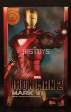 Hot Toys 1/6 Iron Man 2 Mark 6 MK VI Version 2.0 MMS339
