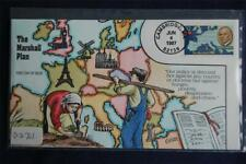 The Marshall Plan 32c Stamp FDC HP Collins#P2701 Sc#3141 Europe Recovery WWII
