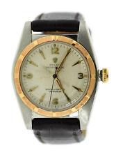 Rolex Oyster Perpetual Bubbleback 14K/Stainless Steel Watch 5011