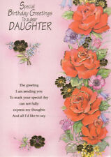 Special Birthday Greetings To A Dear Daughter Card