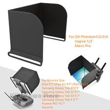 200mm Tablet SunShade Hood for DJI Mavic pro Phantom4/3/2/1 Inspire1/2