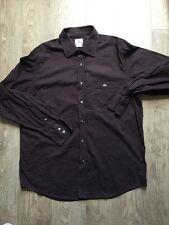 Lacoste Shirt Size Extra Large Men's