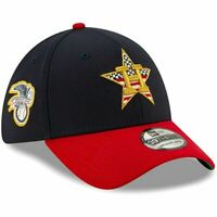 Houston Astros New Era 2019 4th of July Independence 39THIRTY Stretch Fit