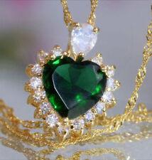 """Emerald Beauty 16 - 17.99"""" Fine Necklaces & Pendants"""