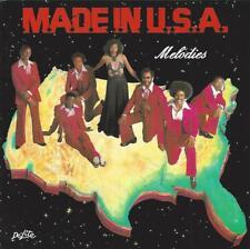 SOUL Made in U.S.A. Melodies CD 1977 RARE !