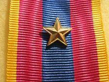 Agrafe Etoile Vermeil  pour citation Médaille Défense Nationale