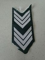 Army  Sergeant  Chevrons Insignia Patch