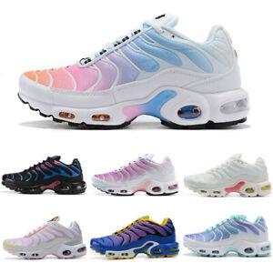 2021Female TN Vapor Running Shoes Air Cushion VM Metallic Trainer Sneaker
