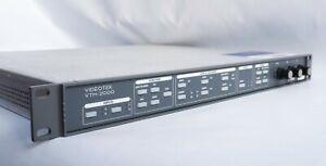 Harris Videotek VTM-2000 Multi-Format SD-SDI Monitor