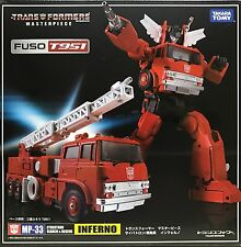 Takara Tomy Transformers Masterpiece MP-33 Inferno Figure G1 NEW