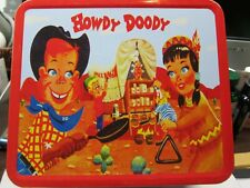 1995 Howdy Doody Reproduction Metal Lunch Box