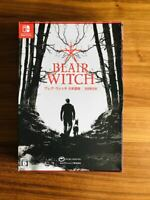 Switch Blair Witch Limited Edition Soundtrack CD Artbook