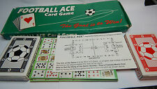 1993 Bear .Football ace Card Game playing card football game complete